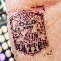 Old 7th Avenue Tattoo
