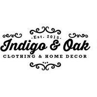 Indigo and Oak