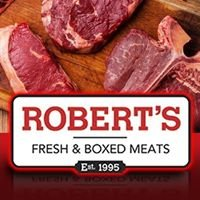 Robert's Fresh & Boxed Meats