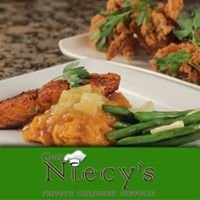 Chef Niecy's Private Culinary Services