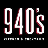 940's Kitchen & Cocktails