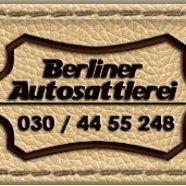 Berliner Autosattlerei Die Sattlerei in Berlin