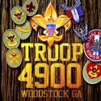 BSA Troop 4900, Woodstock, GA
