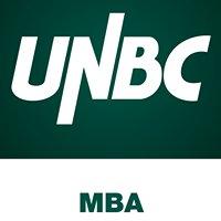 MBA - University of Northern British Columbia