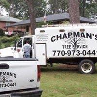 Chapman's Tree Service: Marietta, Georgia