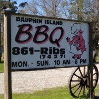 Dauphin Island Barbeque