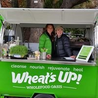 Wheat's UP Wheatgrass and Juice Caboose