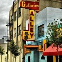 Guthrie's Alley Cat