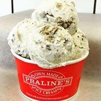 Pralines Own Made Ice Cream