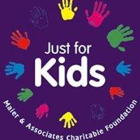 Just For Kids Charitable Organization - Maier & Associates