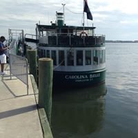 Blues and BBQ, Charleston Harbor Tours