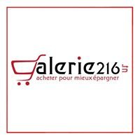 Galerie216.tn - 1ere Boutique en Ligne en Tunisie