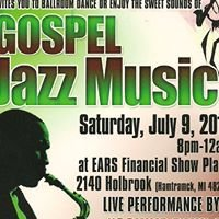 "Gospel Music Cafe""Home of Gospel Jazz Music"""