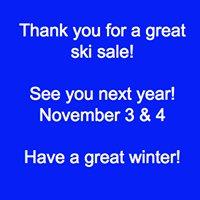 Cochran's Ski Sale