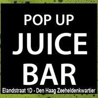 POP UP JUICE BAR