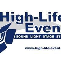 High Life Event - Veranstaltungstechnik