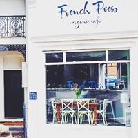 French Press Organic Cafe