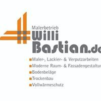 Malerbetrieb Willi Bastian