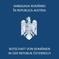 Ambasada Romaniei in Austria