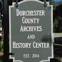 The Heritage Museum at Dorchester County Archives & History Center