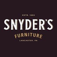 Snyder's Furniture