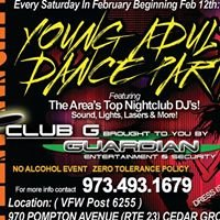 "Club G "" Club Guardian "" Teen Parties"