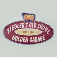Fiedler's Old Skool Holden Garage