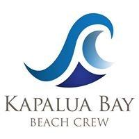 Kapalua Bay Beach Crew