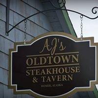 AJ's OldTown Steakhouse & Tavern