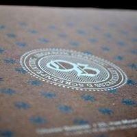 InoxBox Letterpress