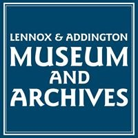 Lennox and Addington County Museum and Archives