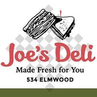 Joe's Deli Buffalo NY