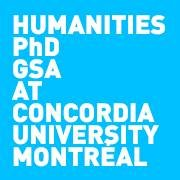 Humanities PhD GSA at Concordia