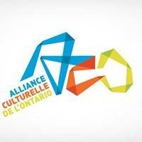 Alliance culturelle de l'Ontario