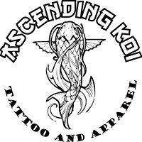 Ascending Koi Tattoo & Apparel