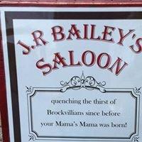 J.R. Bailey's Saloon