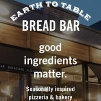Earth to Table Bread Bar Guelph