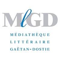 Médiathèque littéraire Gaëtan-Dostie