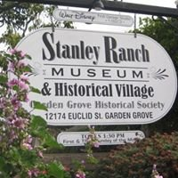Garden Grove Historical Society and Stanley-Ware Ranch