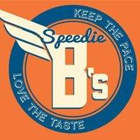 Speedie B's Energy Bars