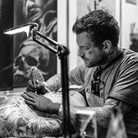 Vittorio Mustacchio Tattoo Artist