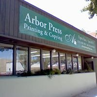 Arbor Press Printing & Copying