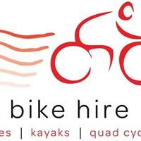 About Bike Hire - Kayaks