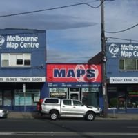 Melbourne Map Centre