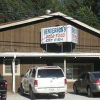 Henderson's Restaurant - Covington, GA
