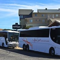 Alpine Spirit Coaches & Snowball Express - Mt Hotham Bus