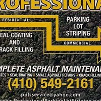 Professional Parking Lot Striping Inc.