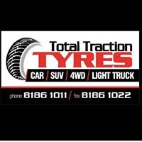Total Traction Tyres + 4x4 Accessories