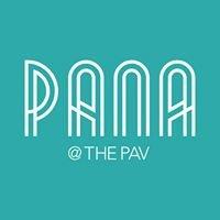 Pana at The Pav