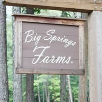 Big Springs Farms Pumpkin Patch